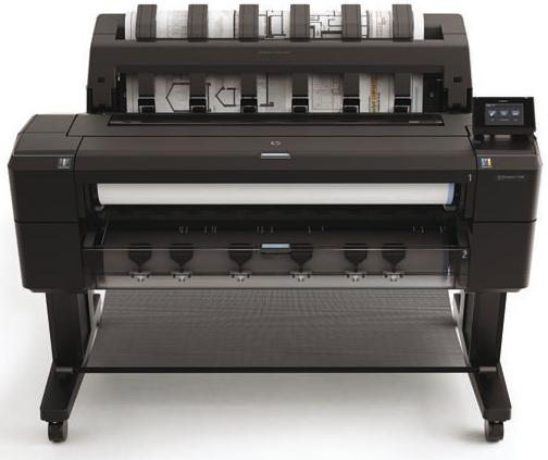 Used HP Plotter