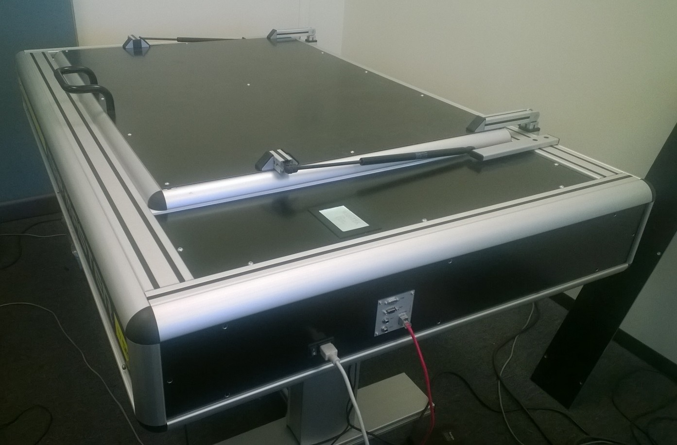 Used large format scanner - Colortrac GX