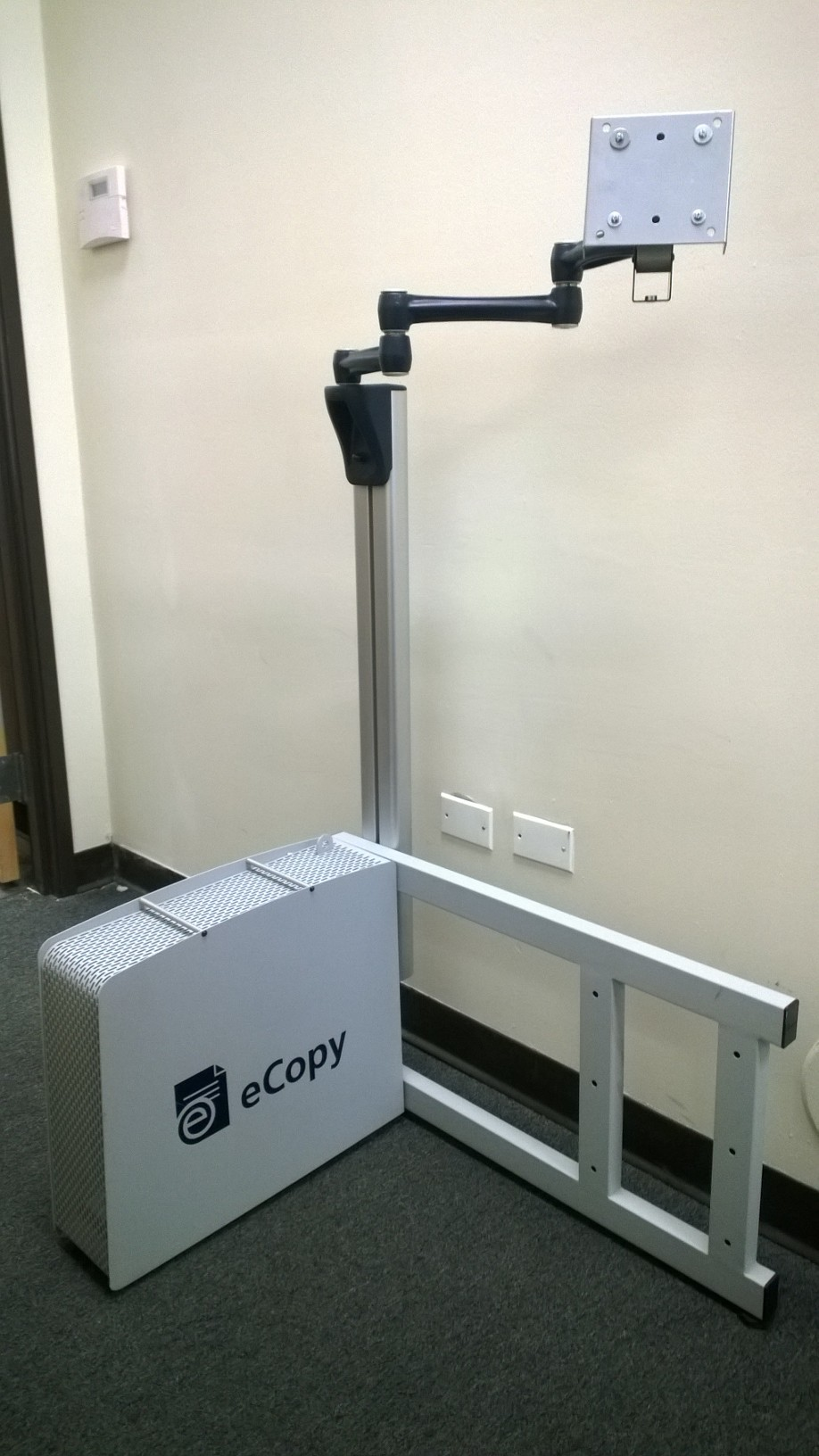 eCopy Computer & Monitor Stand