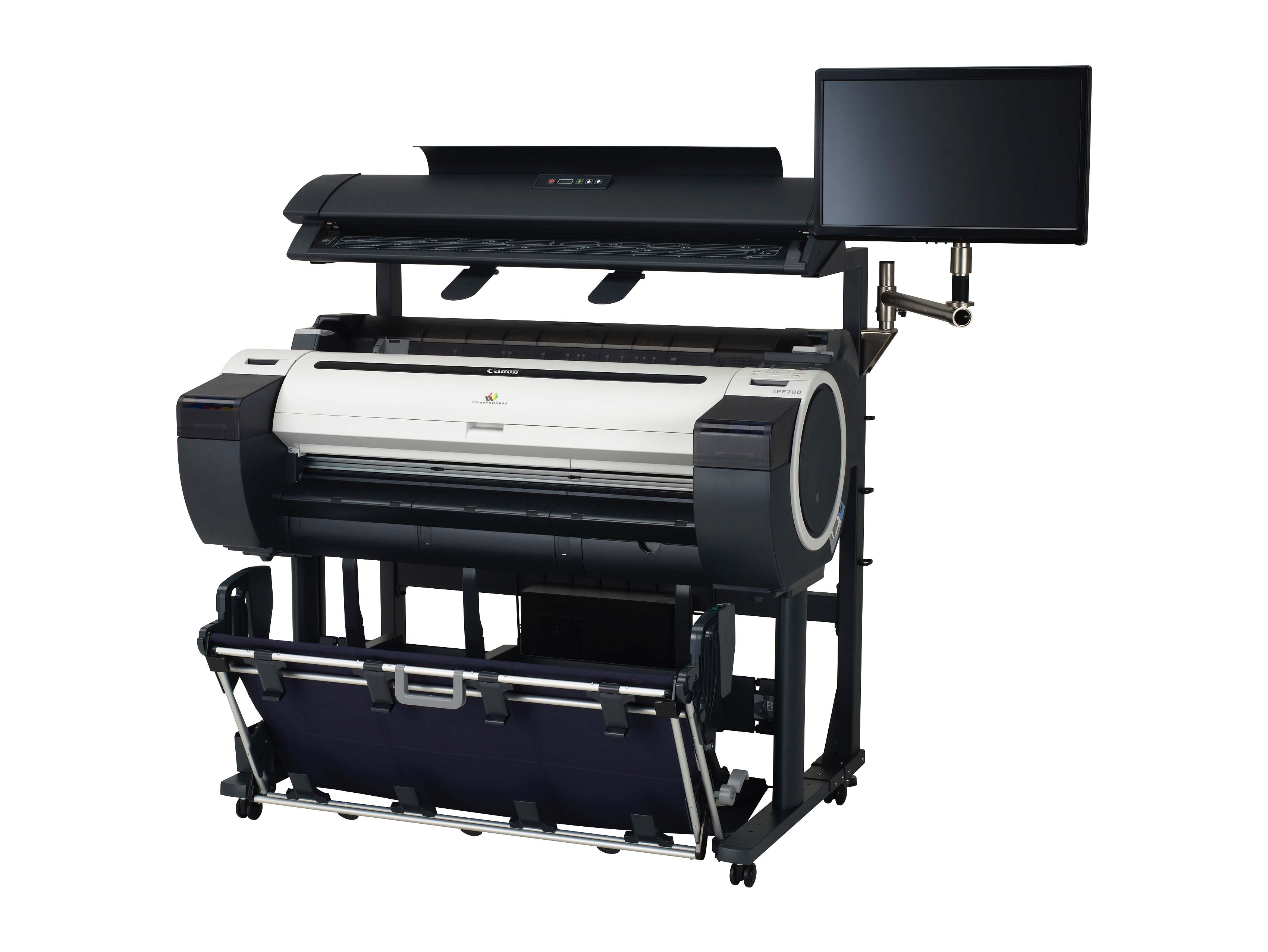 Canon M40 with iPF780 MFP