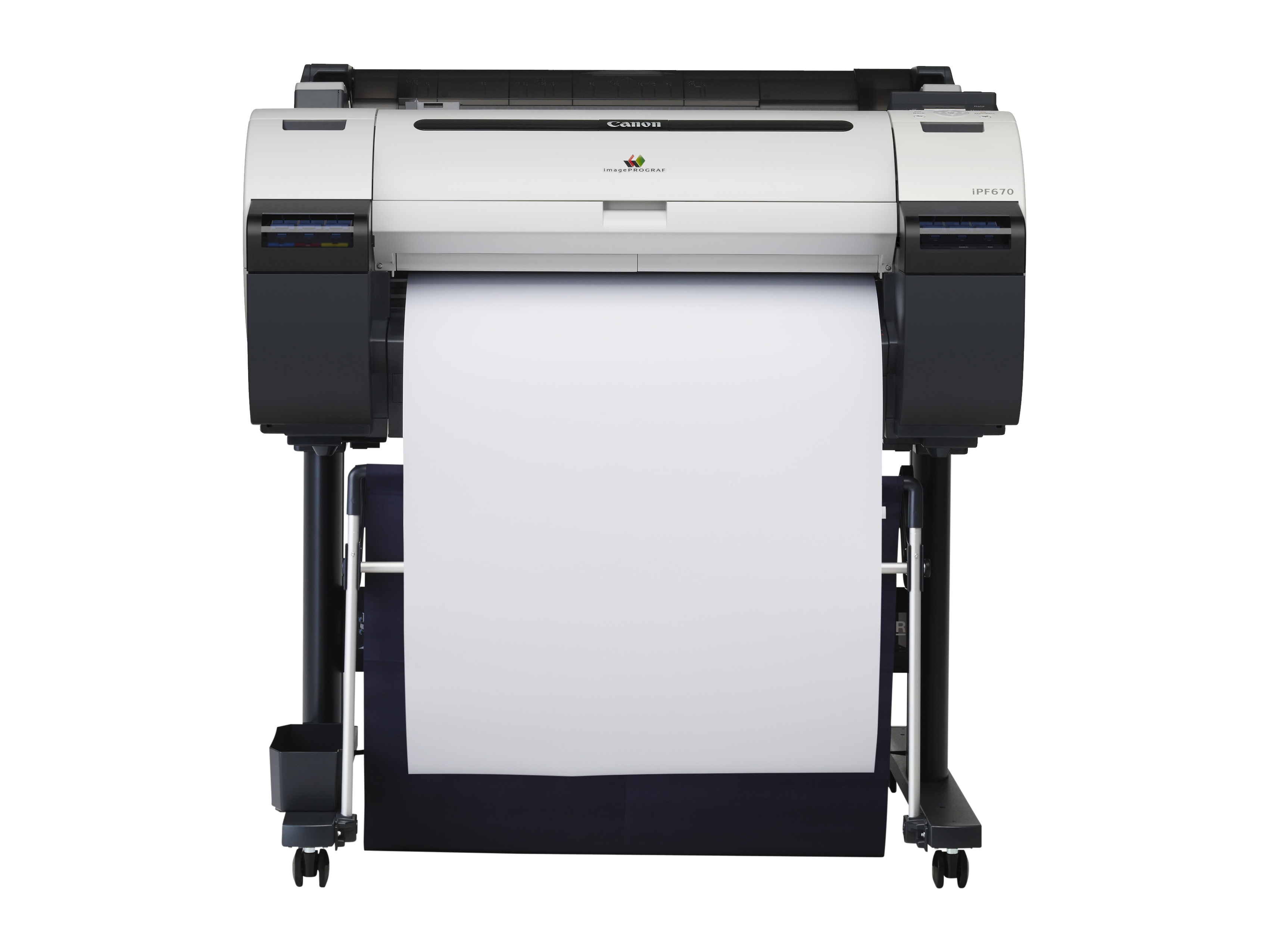 Large Format Inkjet Cad Technical Plotters Plotter Hp Designjet T520 24 Inch Canon Ipf670