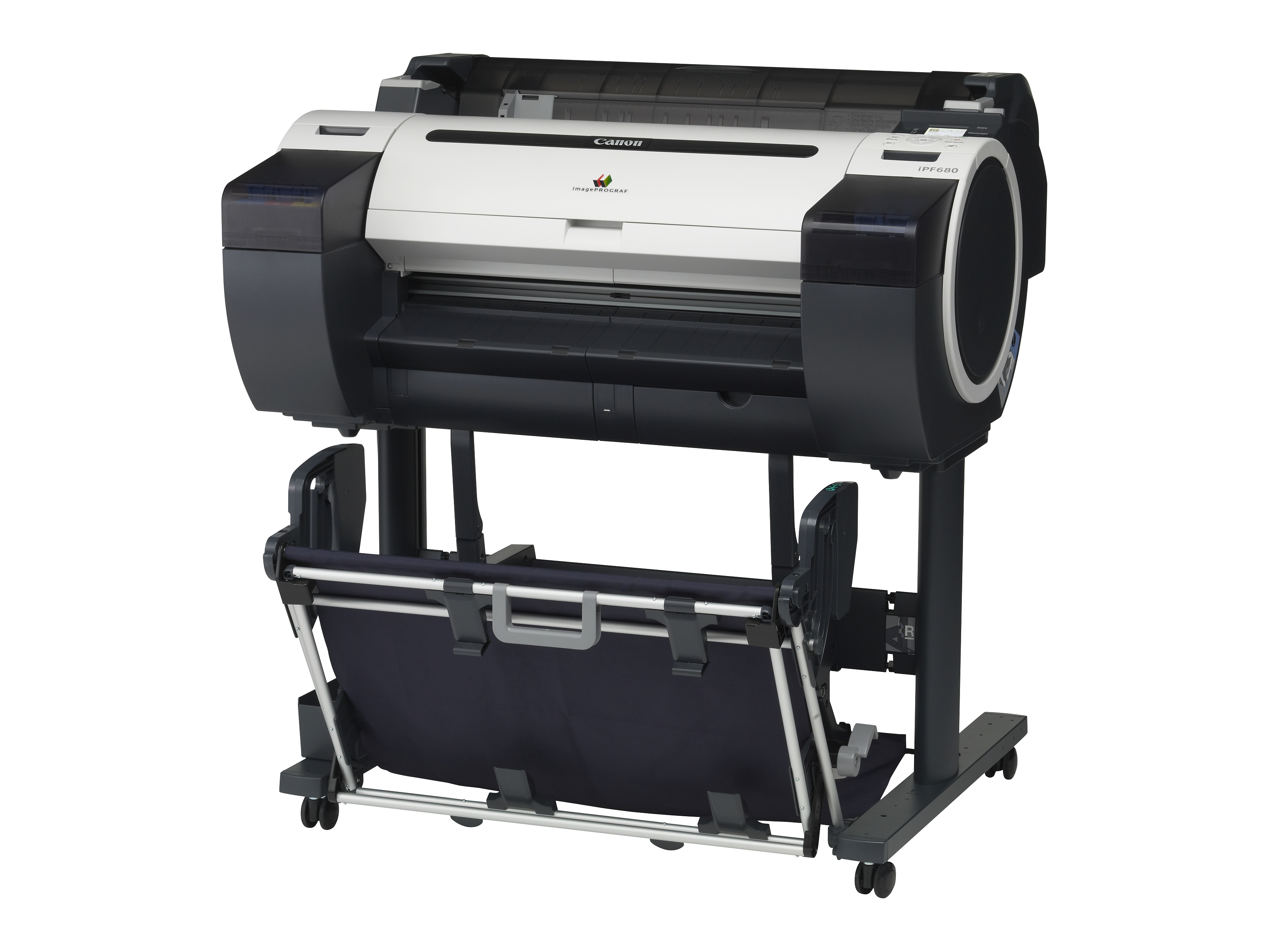Large Format Inkjet Cad Technical Plotters Connect Up To Four Wired Pcs And Share Internet Printers Digital Canon Ipf 680 Plotter