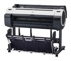 Large Format Printer - Canon