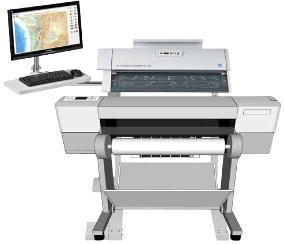Large Format Scanner - Colortrac