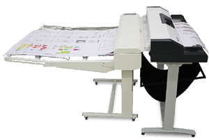 es-te 1000 document stacker